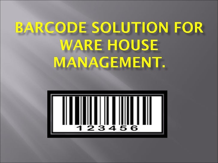 Barcode Labeling Solutions