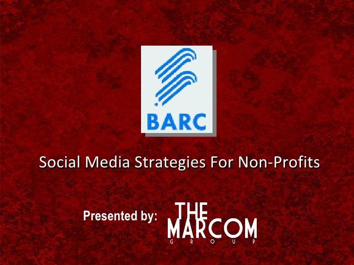 Barc Socail Media Presentation