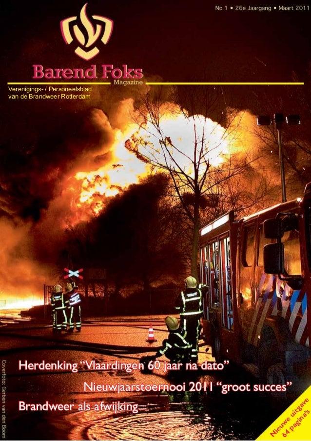 Barend Foks magazine