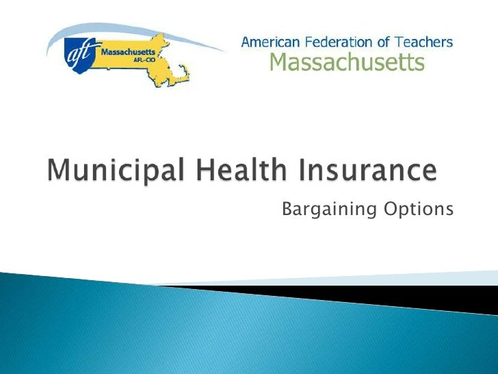 Bargaining healthcare  2012