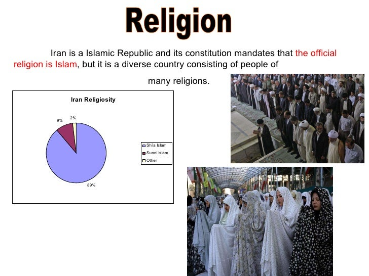 the iranian revolution and its link to religion Persian culture  identity: everyone  language (arabic) and religion  it is a branch of the indo-iranian languages which is a group of the indo- european languages.