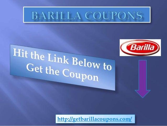 http://getbarillacoupons.com/