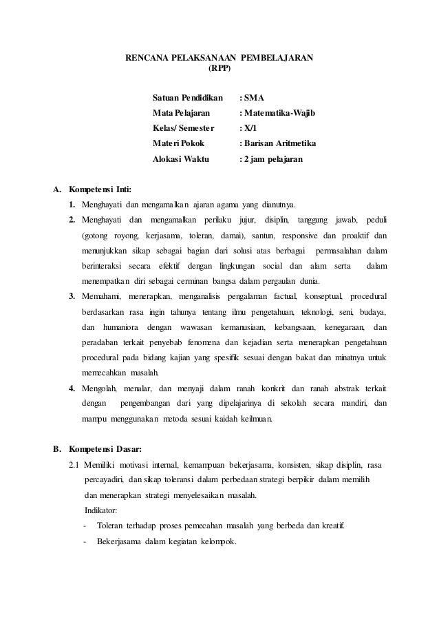 contoh proposal tesis s2 pendidikan matematika