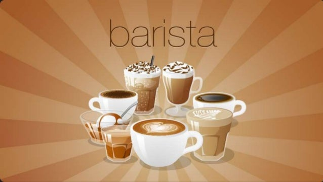 barista dim witted study