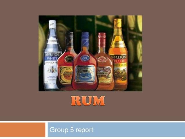 Bar lecture (rum)