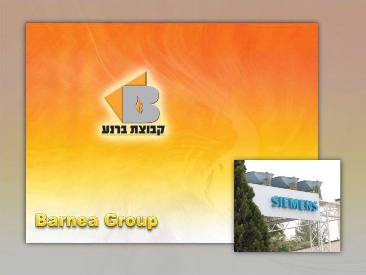 Barnea Group<br />