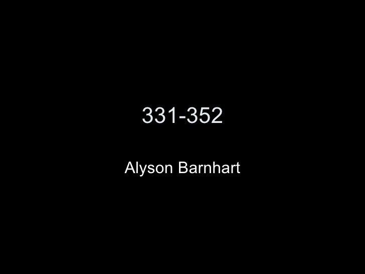 331-352 Alyson Barnhart