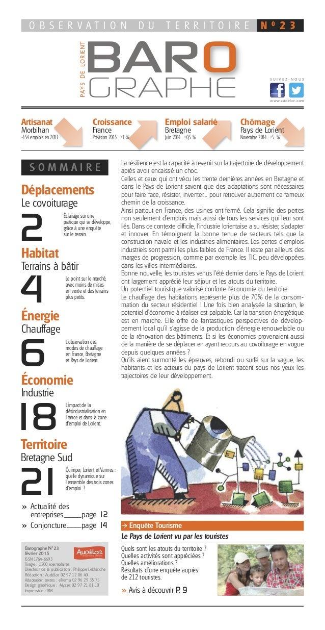 Déplacements Le covoiturage S O M M A I R E >> Actualité des entreprises page 12 >> Conjoncture page 14 Énergie Chauffage ...