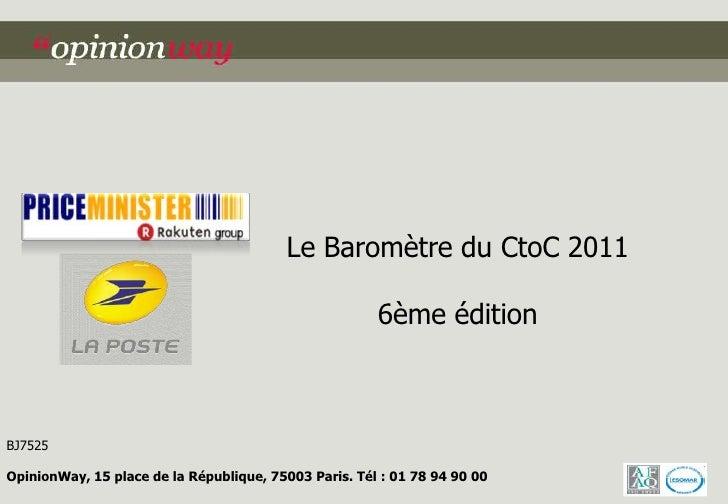 BJ7525<br />OpinionWay, 15 place de la République, 75003 Paris. Tél : 01 78 94 90 00<br />