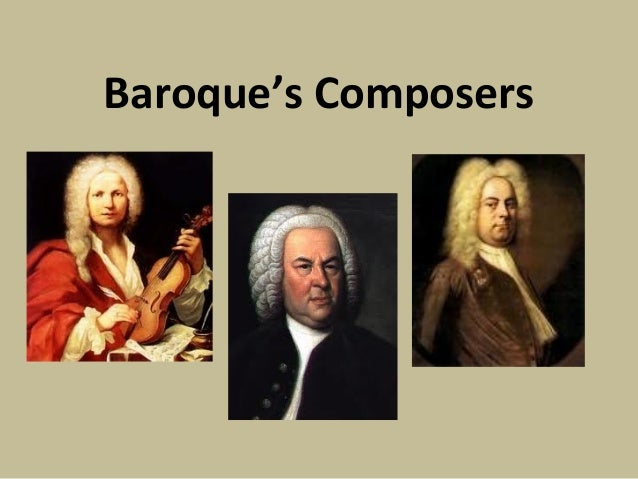 Baroque's Composers