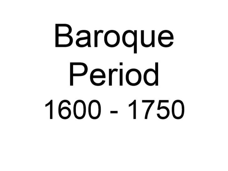 Baroque n rococo