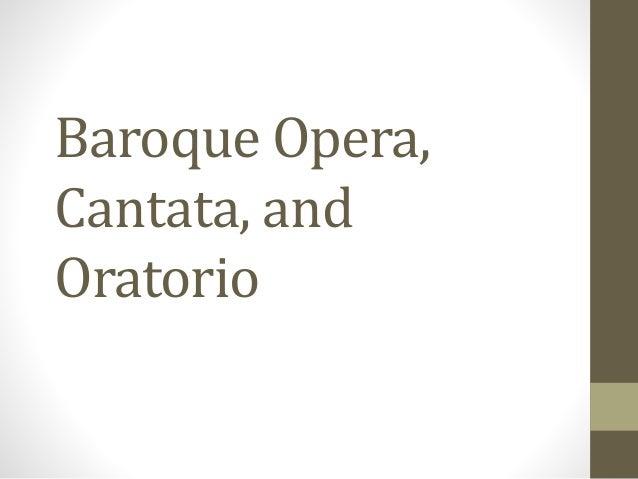 baroque oratorio - photo #34
