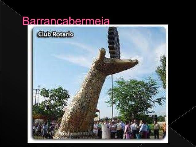 Barrancabermeja es unaciudad colombiana, ubicadaen el departamento deSantander. Es sede de larefinería de petróleo másgran...