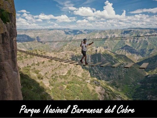 Parque Nacional Barrancas del Cobre