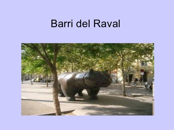 Barri del Raval