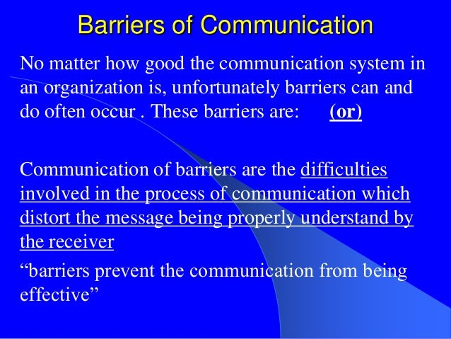 language barriers in communication Describes some major communication barriers and 5 characteristics to help overcome these barriers culture plays a similar role in communication cultural identity is made up of ethnicity, culture (the values body language plays a part in improving a person's emotional intelligence.