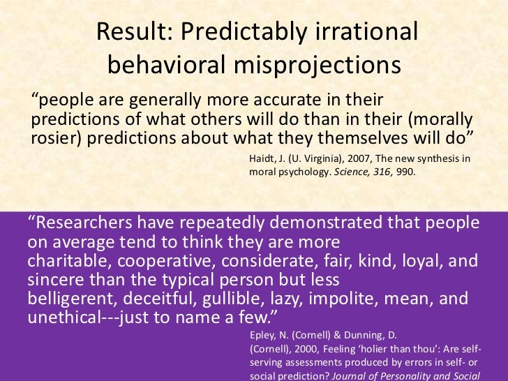 projection bias Abstract this study explores the consequences of conflating social learning and social influence concepts and of the widespread use of proxy‐reported behavioral data for accurate understanding of learning from others.
