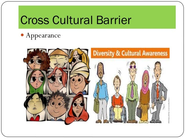 cultural diversity and communication barriers A cultural barrier in japan cultural barriers in communication introduction differences in cultural diversity and communication barriers instructor's.