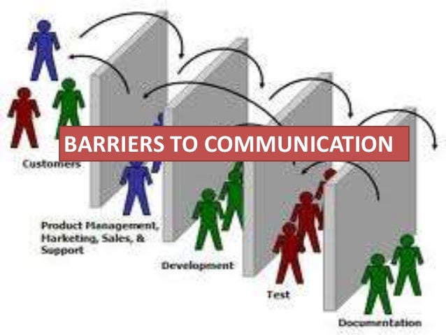 barriers to communication in the health This paper reviews the main barriers to effective communication between practitioners and those service users of minority ethnic backgrounds who may not be fluent in english barriers are reviewed at an interpersonal level, concerning discrepancies of attitudes and beliefs, and communication skills consideration is given.