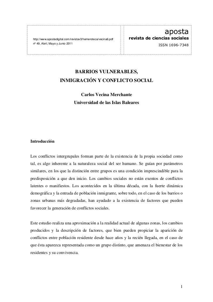 aposta http://www.apostadigital.com/revistav3/hemeroteca/vecina6.pdf   revista de ciencias sociales nº 49, Abril, Mayo y J...