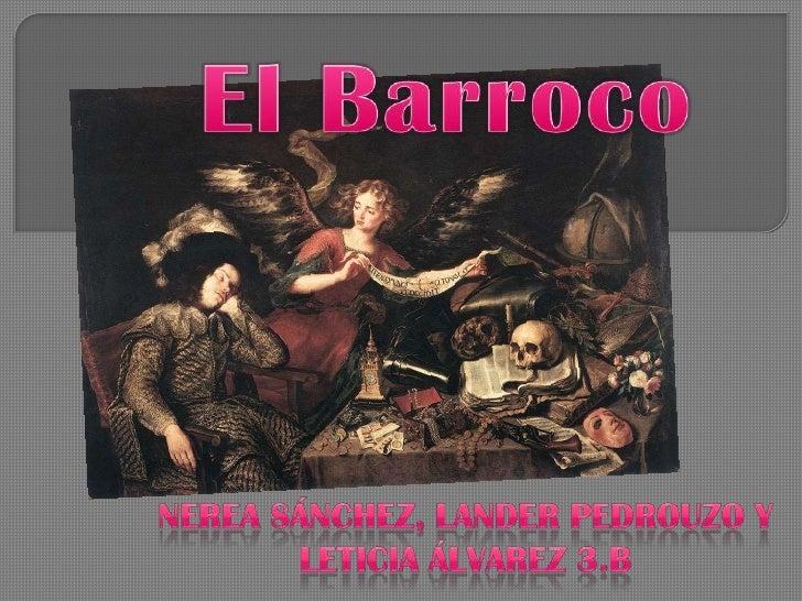 La lírica del Barroco - Francisco de Quevedo