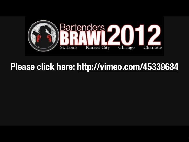 Bartenders brawl sponsor deck