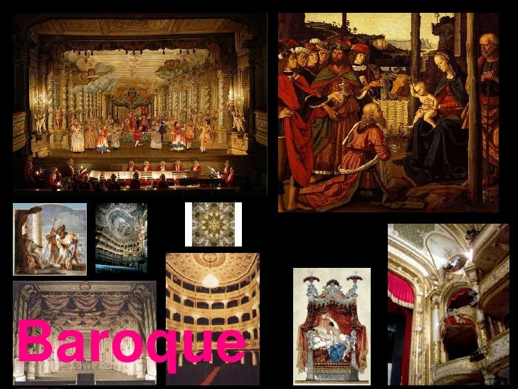 Baroque Theatre<br />