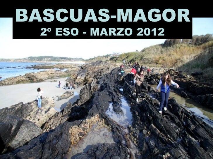 Bascuas magor-2ºeso-2012