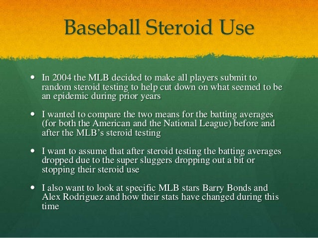 cause and effect of steroids in baseball Steroid abuse is common in athletes in professional sports get information on types of steroids (anabolic, androgenic), their side effects and addiction.