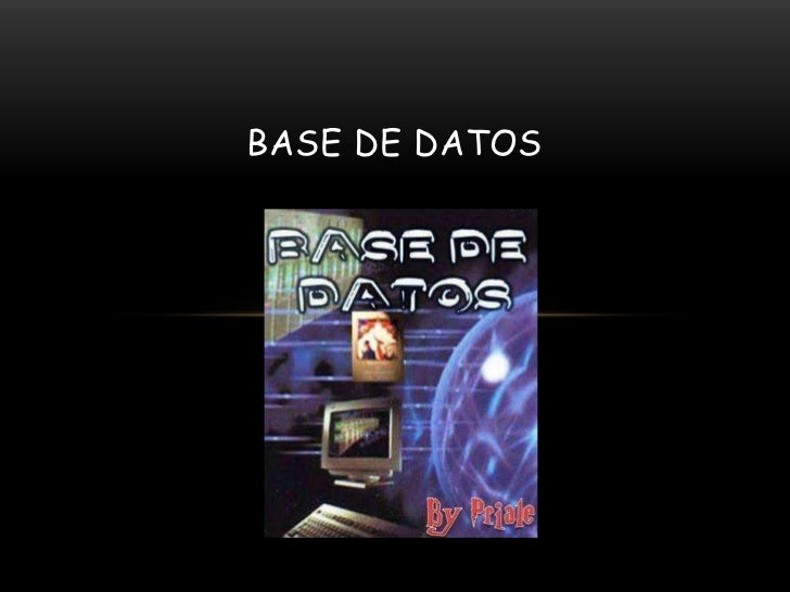 Base De Datos nando