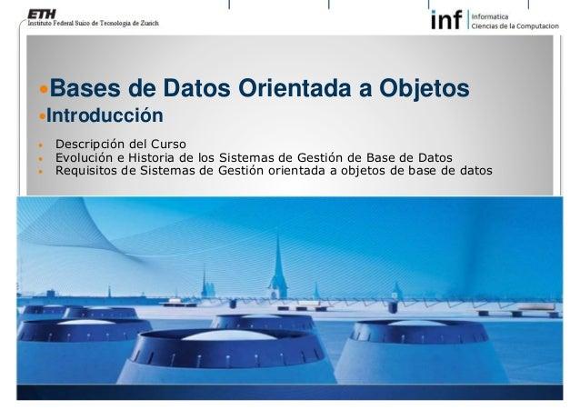 Base de datos-objeto-relacional