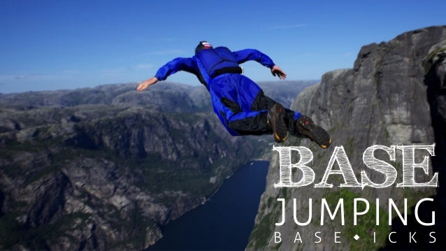 how to get into base jumping