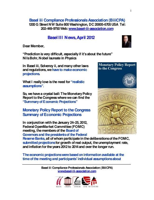 1Basel iii Compliance ProfessionalsAssociation (BiiiCPA)1200G Street NW Suite800Washington, DC 20005-6705USA Tel:202-449-9...