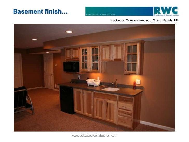 Basement finish basement remodel grand rapids mi for Basement remodeling software