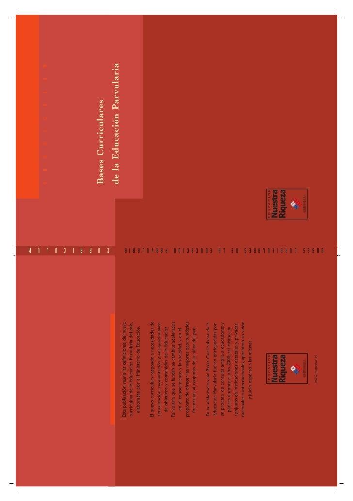 Bases Curriculares Educacion Parvularia | apexwallpapers.com View ...