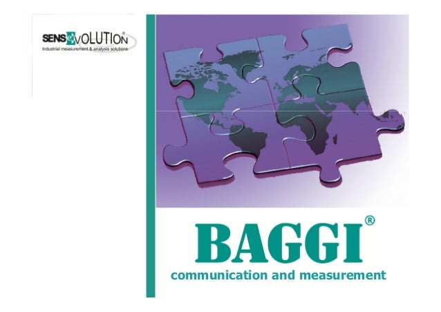 communication and measurement