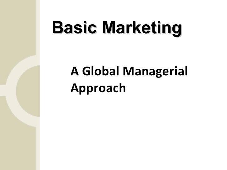 Basic-marketing