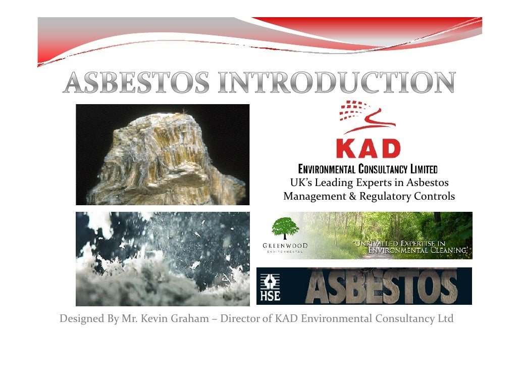 Basic 10 Minute Asbestos Introduction Nov 08
