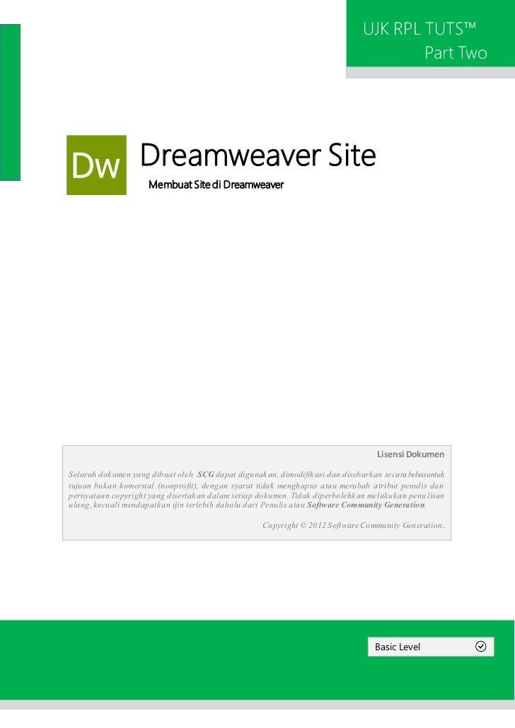 [Basic] 2. dreamweaver site