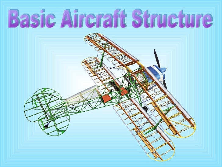 Basic aircraft structure