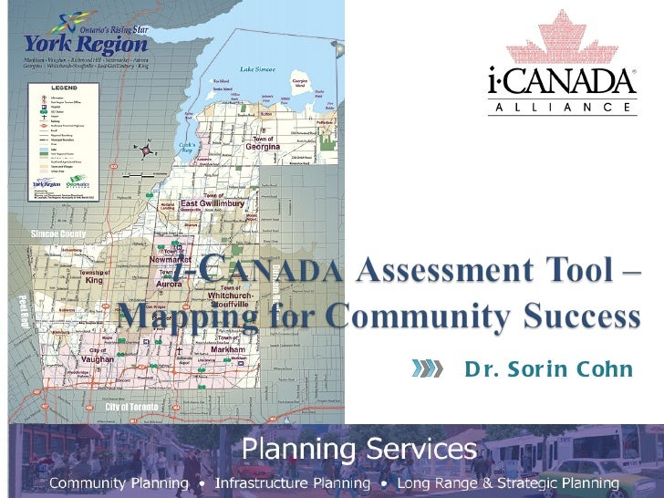 Friday May 11 Presentation - Community Assessment Introduction