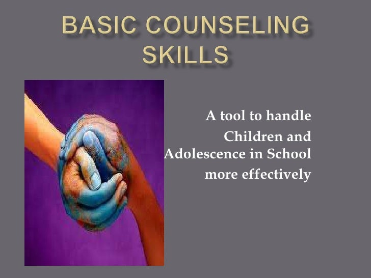 how to get counselling experience