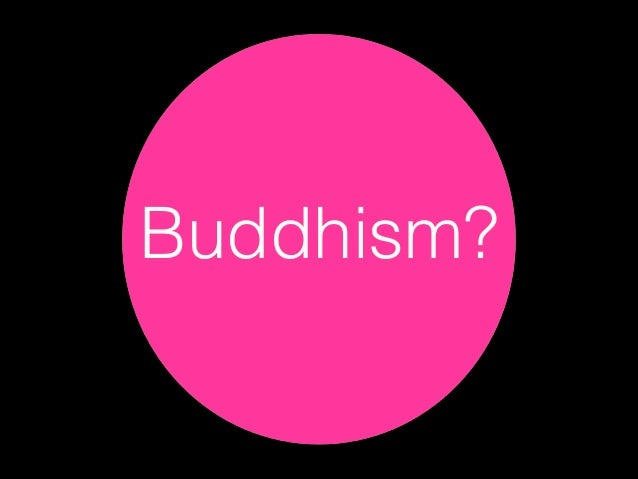 Buddhism for lazybones