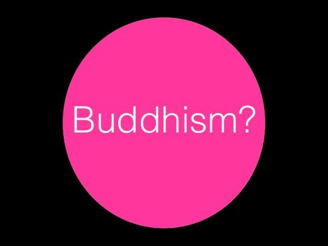 Buddhism for lazybones