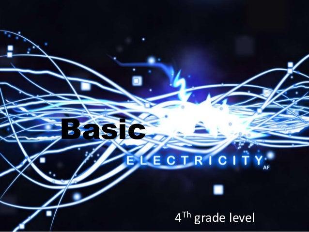 Basic 4Th grade level