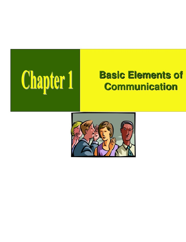 communication and basic elements 13 elements of radio communication system 0 figure 23 basic elements of a radio communication system the modulated carrier wave is then sent to the amplifier.