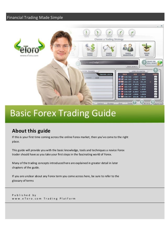 Basic forex trading tips