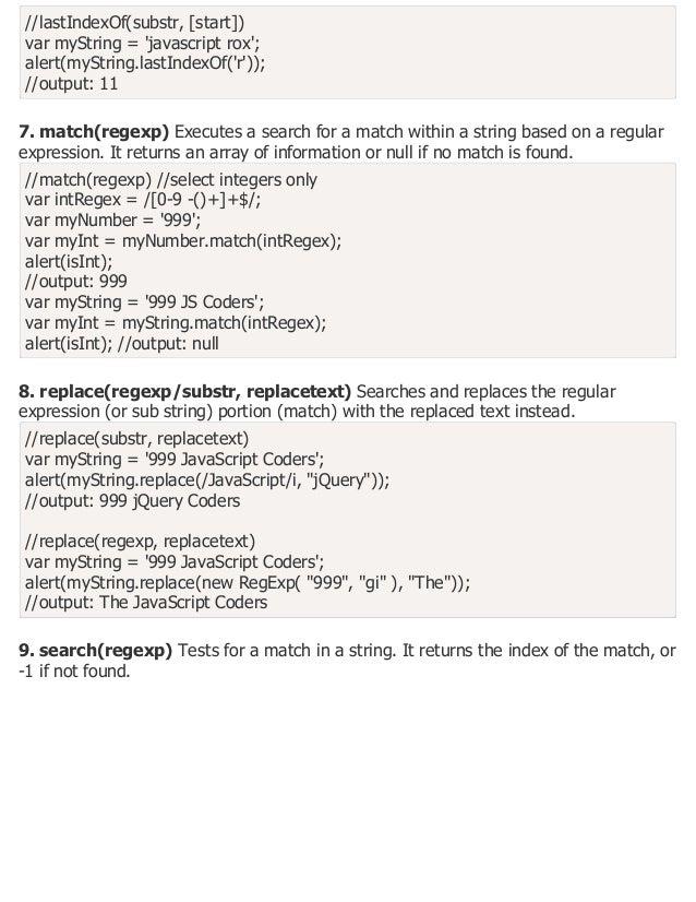 basic javascript tutorial
