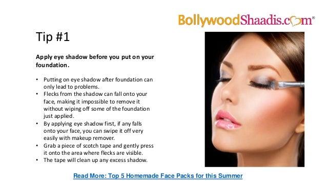 Basic Makeup Tips for Women