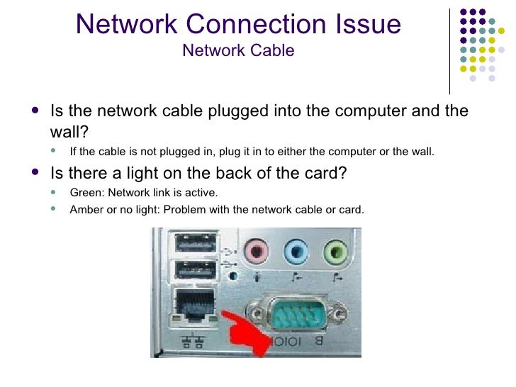 network troubleshooting A lan in turn often connects to other lans, and to the internet or other wan ( wide area network) most lans are built with relatively.